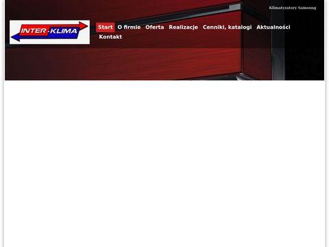 Inter-klima.pl montaż klimatyzacji