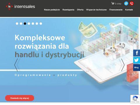 Intentsales.pl oprogramowanie dla gastronomii