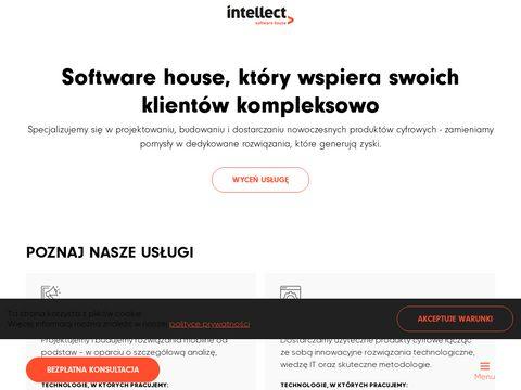 Intellect.pl projektowanie stron internetowych