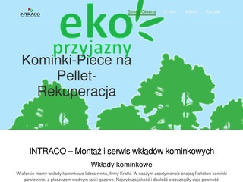 Intraco-kominki.pl Puławy