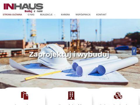 Inhaus.gda.pl generalny wykonawca budowlany