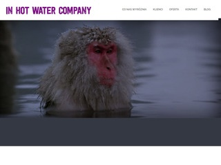 Inhotwatercompany.com - agencja content marketing