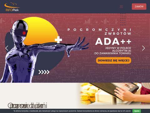 Infopiek.pl oprogramowanie dla piekarni