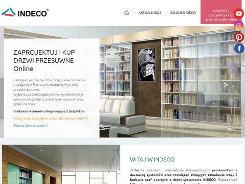 Indeco - szafy przesuwne i meble na wymiar