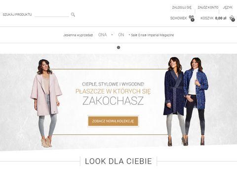 Imperialshop.pl - odzież