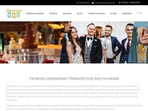 Imprezowyraj.pl - atrakcje weselne