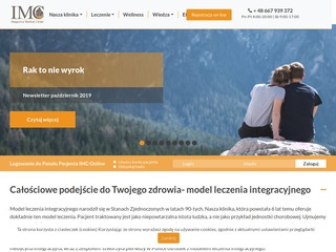 Imc.wroc.pl - hipertermia