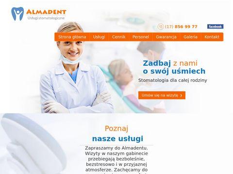 Niepubliczny Zakład Opieki Zdrowotnej Almadent