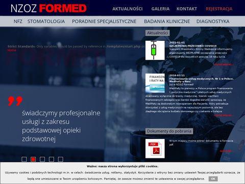 Formed NZOZ ortopeda Wadowice
