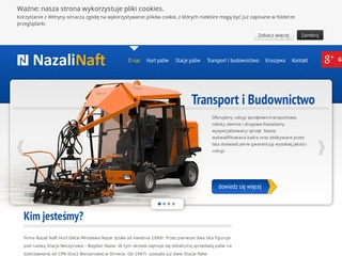 Nazali Naft stacja paliw Braniewo