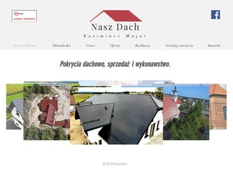 Nasz-dach Kazimierz Mejer orynnowanie budynków