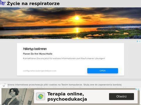 Narespiratorze.pl