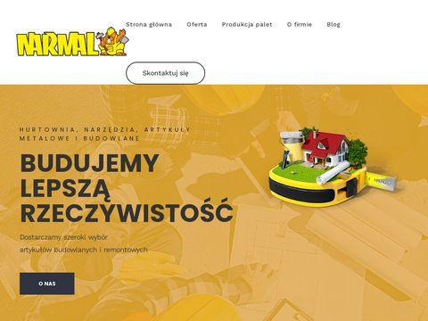 Narmal artykuły metalowe Sosnowiec