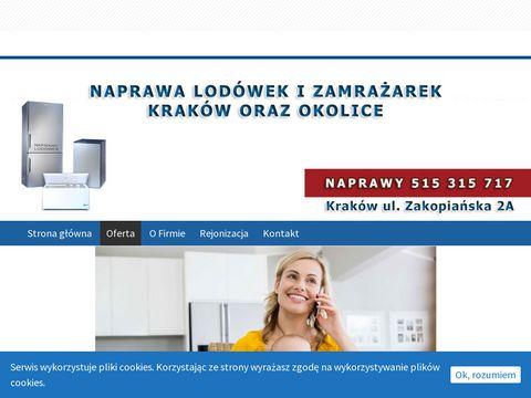 Naprawalodowekkrakow.pl i okolice