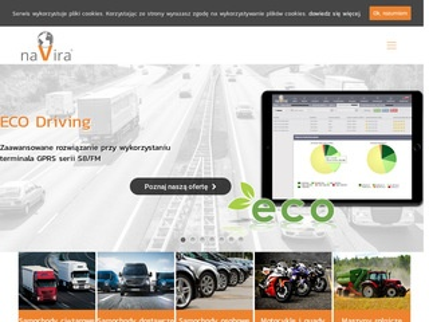 Navira.pl lokalizacja pojazdów