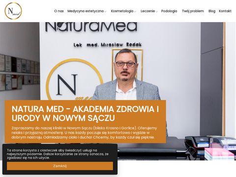 Naturamed.pl usuwanie zmarszczek Gorlice