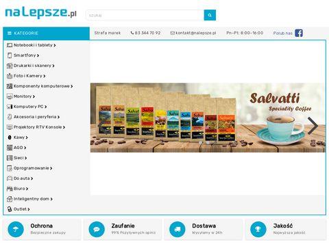 Nalepsze.pl - sklep internetowy