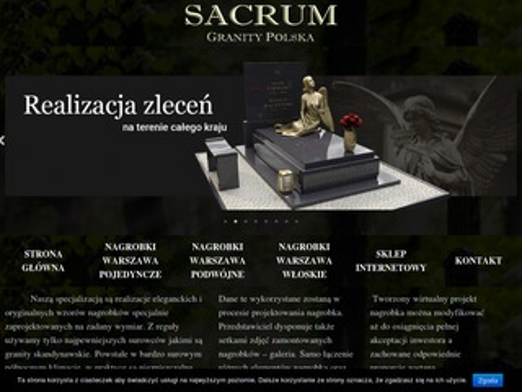 Nagrobki - Sacrum
