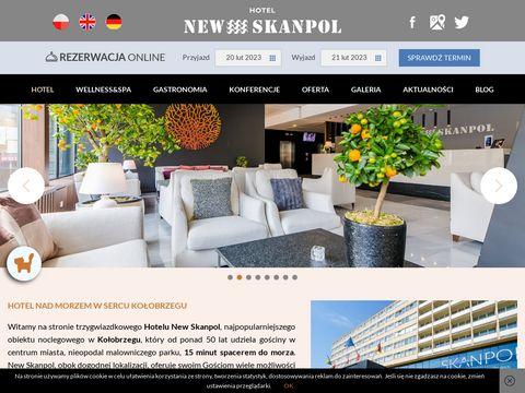 Newskanpol.pl hotel w Kołobrzegu