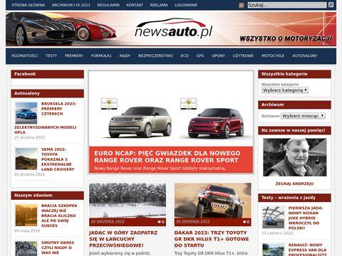NewsAuto.pl - motoryzacja bez tajemnic