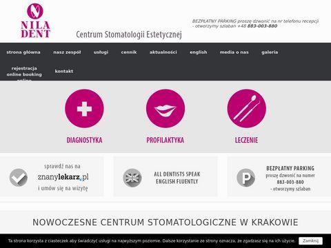 Niladent.com - stomatolog Kraków