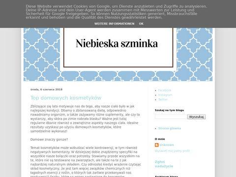 Niebieskaszminkablog.blogspot.com