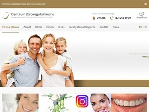 Kraków - Klinika stomatologiczna
