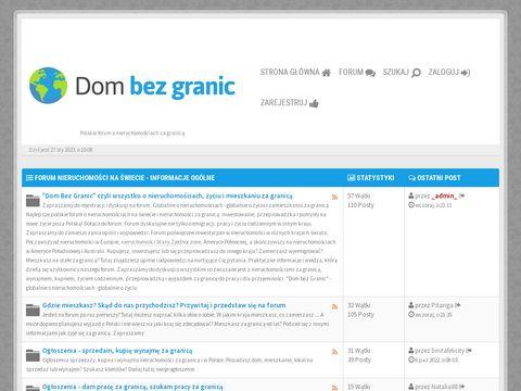 Nieruchomosci-zagranica.com forum