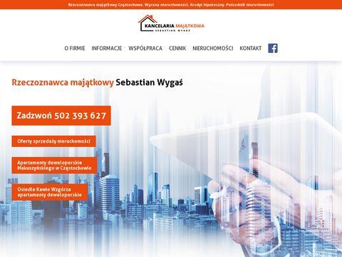 Nieruchomosci-wycena.com Częstochowa
