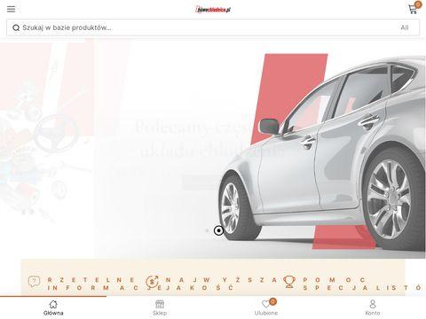 NoweChlodnice.pl samochodowe
