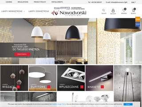 Nowodvorski-lampy.pl