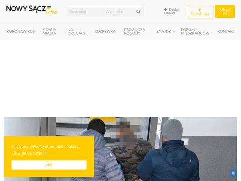 Nowy-sacz.info informacje