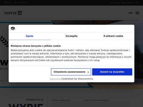 Novis.net.pl - okna Wrocław