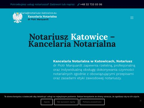 Notariusz-katowice.eu Piotr Marquardt testamenty