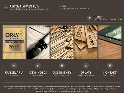 Notariusz-mokotow.com