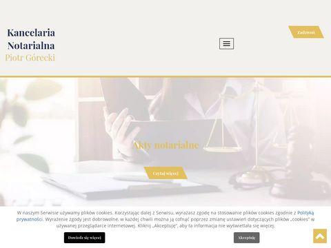 Notariusz-gorecki-bydgoszcz.pl