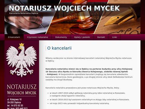 Notariusz.debica.pl
