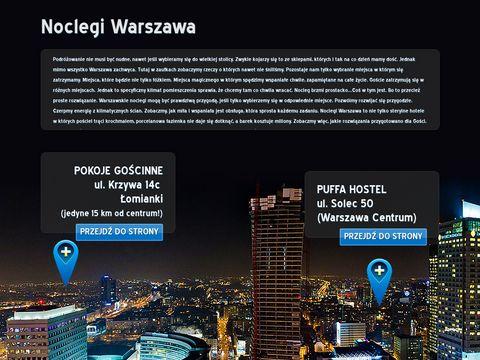 Noclegiwarszawa.com.pl