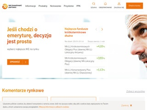 Nntfi.pl - Towarzystwo Funduszy Inwestycyjnych