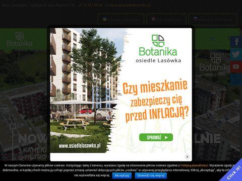 Osiedlebotanika.pl Nowa Huta