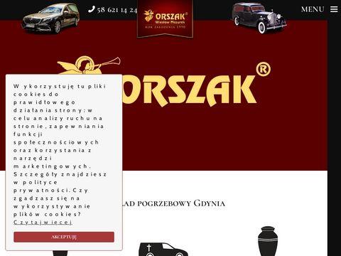 Orszak.pl międzynarodowy przewóz zmarłych