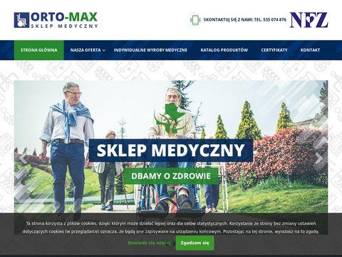 Orto-max.pl - sprzęt przeciwodleżynowy