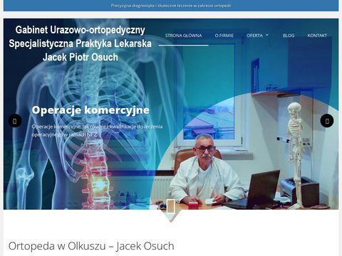 Ortopeda-olkusz.pl