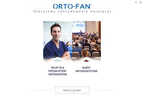 Ortofan.pl sklep ortodontyczny