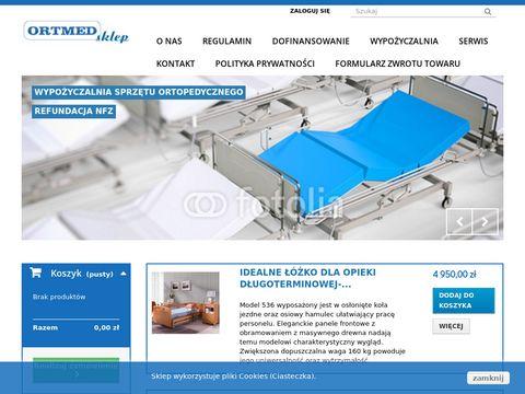 Sprzęt ortopedyczny - profesjonalny sklep medyczny