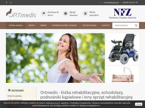 Łóżka rehabilitacyjne ortmedic.pl