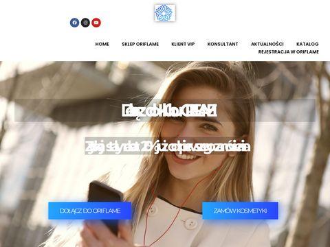 Oriflame - naturalne kosmetyki! Dołącz do nas!