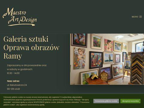 Oprawiamyobrazy.pl - galeria sztuki
