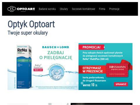 Optoart.pl - okulary progresywne