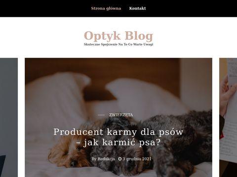 Pracownia Optyczna Olsztyn Bożenna Ławrynowicz